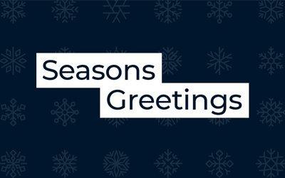 Season's Greetings from Oceaneers across the World