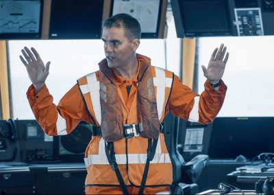 Preparing your crew to meet the standard in onboard assessment