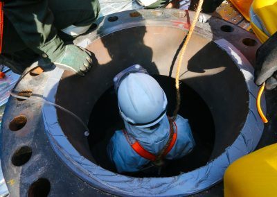 New thinking on enclosed spaces management essential to saving lives says Ocean Technologies Group