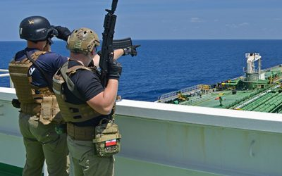 Ocean Technologies Group offers support to help seafarers cope with piracy attacks