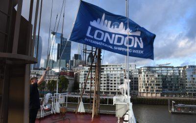 Looking back on London International Shipping Week 2021