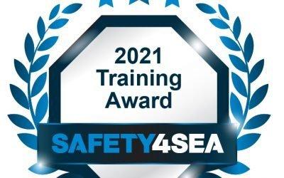 Ocean Technologies Wins Safety4Sea Training Award